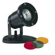 Лампа L50 (12V 50W) (подвод.свет.) + 3 сменных цветн. фильтра