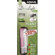 Cветильник DECOLIGHT DUO PLANT черный (2x11W), с креплением для NanoReef