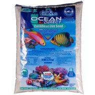 Грунт Carib Sea Ocean Direct Oolite живой оолитовый Песок 0,1-0,7мм 2,27 кг