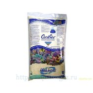 Грунт CaribSea Bahamas Oolite Песок живой арагонитовый 0,25-1мм 9,07 кг