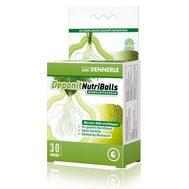 Dennerle Deponit NutriBalls - Корневое удобрение в виде шариков для любых аквариумных растений, 10 шт. на 3-10 растений