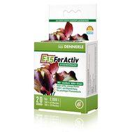 Dennerle E15 FerActiv - Железосодержащее удобрение длительного действия для всех аквариумных растений в таблетках, 40 шт. на 40