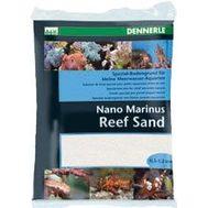Специальный донный грунт для морских нано-аквариумов 2 кг Dennerle Nano Reef Sand 2кг