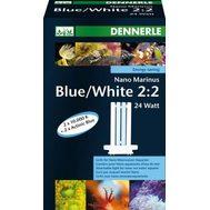 Сменная лампа для светильника ReefLight, 24 Вт Dennerle Nano Marinus Blue/White 2:2 24 Вт