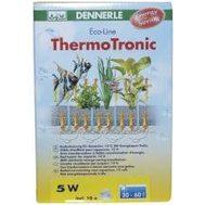 Низковольтный грунтовый термокабель Dennerle ThermoTronic 5 ватт для аквариумов 30-60 литров