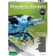 Журнал про аквариумных креветок. Содержание, разведение, селекция. На английском и  немецком языках Breeders n Keepers Vol.1