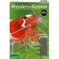 Журнал про аквариумных креветок. Содержание, разведение, селекция. На английском и  немецком языках Breeders n Keepers Vol.2