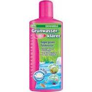 Эффективное средство для борьбы с плавающими водорослями в садовом пруду Dennerle Green Water Cleaner, 250 мл
