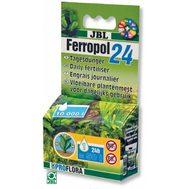 Ежедневное комплексное удобрение для аквариумных растений JBL Ferropol 24, 10 мл