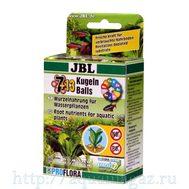 20 шариков с удобрениями для корней растений JBL The 7 + 13 balls