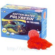 Наполнитель SOFTEN-WATER POLYRESIN ионнообменная смола 350гр