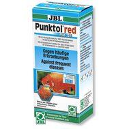 Препарат против ихтиофтириоза и других эктопаразитов у золотых рыбок, 100 мл на 1000 л воды JBL Punktol Red Plus 125, 100 мл