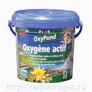 Высокоактивный кислород для садовых прудов JBL OxyPond, 1 кг