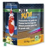 JBL Koi Summer - Летний корм в форме гранул для крупных карпов КОИ  30 см, 10 л. 2500 г.