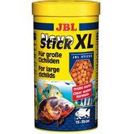 JBL NovoStick XL - Корм для крупных цихлид в форме палочек, 1000 мл. 400 г.