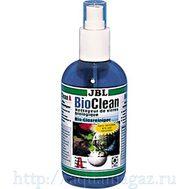 Эффективное средства для мытья стекол аквариума с внешней стороны JBL BioClean A, 250 мл