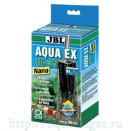 Очиститель грунта (сифон) для нано-аквариумов (высотой 15 - 30 см) JBL AquaEx Set 10-35 NANO