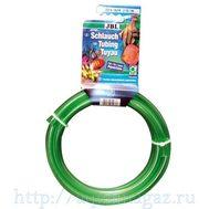 Шланг зеленый JBL Aquarium tubing green, 4/6 мм, 2,5 м