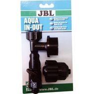Насадка на водопроводный смеситель, элемент системы JBL Aqua In-Out JBL Aqua In-Out Wasserstrahlpumpe
