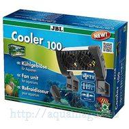 Вентилятор для охлаждения воды в аквариумах 60-100 л JBL Cooler 100