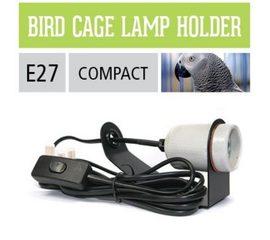Светильник ARCADIA BIRD CAGE LAMP HOLDER, фото