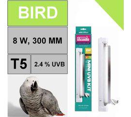 Светильник для птиц ARCADIA MINI 8W UVB KIT  🐦 🔥, фото