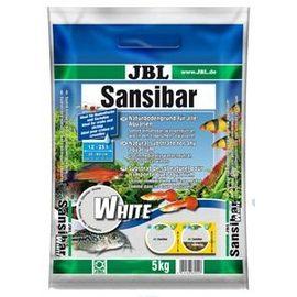 Грунт белый, мелкий, 5 кг JBL Sansibar White