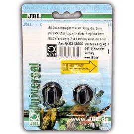 Присоска для термометра, 6 мм., 2 шт. JBL LochSauger 6 мм, 2 шт.