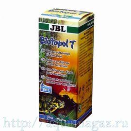 Препарат для подготовки воды для террариумов JBL Biotopol T, 50 мл