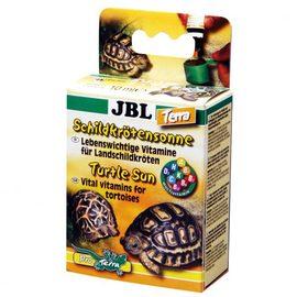 Мультивитаминный препарат для сухопутных черепах JBL Tortoise Sun Terra, 10 мл