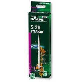 Прямые ножницы для акваскейпинга JBL ProScape Tool S straight, 20 см
