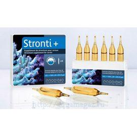 STRONTI+ добавка стронция для рифового аквариума 1ампула содержит 130мг стронция (06шт)