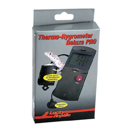 Цифровой термометр-гигрометр Deluxe Pro