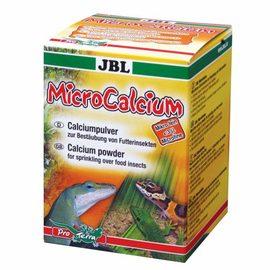 Кальциевый порошок для опыления кормовых насекомых JBL MicroCalcium, 100 г