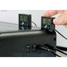 Термометр+Гигрометр электронный