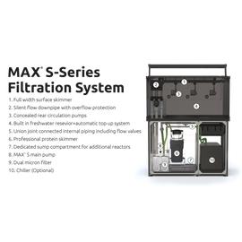 Аквариум MAX S-400 комплект рифовой системы, новая модель!