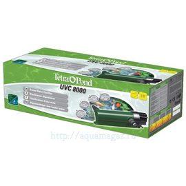 Стерилизатор TetraPond UVC 8000 9Вт 2500л/ч раб.давление <= 0,5 bar