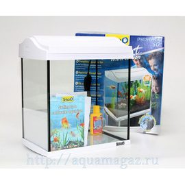 Tetra AquaArt аквариумный комплекс 30 л белый