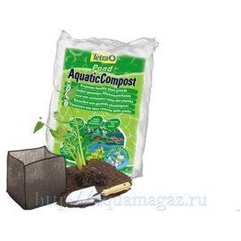 Tetra Pond Aquatic Compost грунт для посадки прудовых растений 8 л
