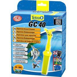 TetraTec GC40 грунтоочиститель (сифон) средний для аквариумов от 50-200 л