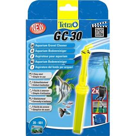 TetraTec GC30 грунтоочиститель (сифон) малый для аквариумов от 20-60 л