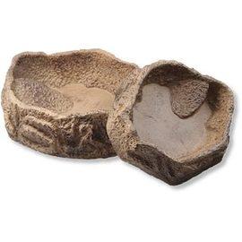 JBL Reptil Bar SAND L - Поилка/кормушка для рептилий, песочная, 16 х 14 х 5 см
