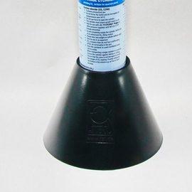 Подставка для баллонов с CO₂ 500 г от JBL ProFlora Fuß 2 CO2-сменный баллон 500 g