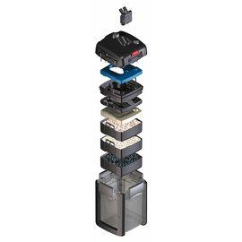 Фильтр внешний EHEIM PROFESSIONEL 4+ 2273020 (до 350л), наполнители MECH pro, BioMECH, SUBSTRAT pro