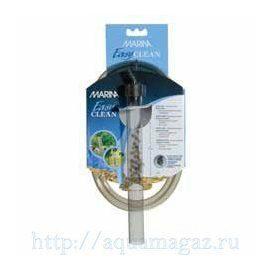 Сифон для чистки аквариумного грунта 25,5 см