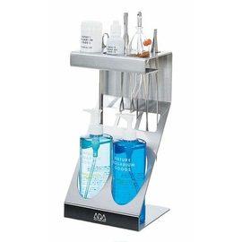 Подставка-органайзер для инструментов и удобрений, Z-образная, нерж. сталь ADA Maintenance Stand I