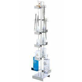Подставка-органайзер для инструментов и удобрений напольная из металла, тип  дерево  ADA Maintenance Stand Tree