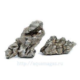 Камни Риу стоун коробка с камнями разных размеров и Главным камнем 20 к ADA Ryuoh Stone