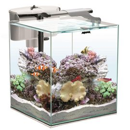 Аквариум Aquael  Nano Reef DUO 49L - Белый