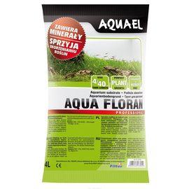 Грунт AQUA Floran 4L минеральный предназначенный для аквариумных растений повышенной пористости AQUAEL